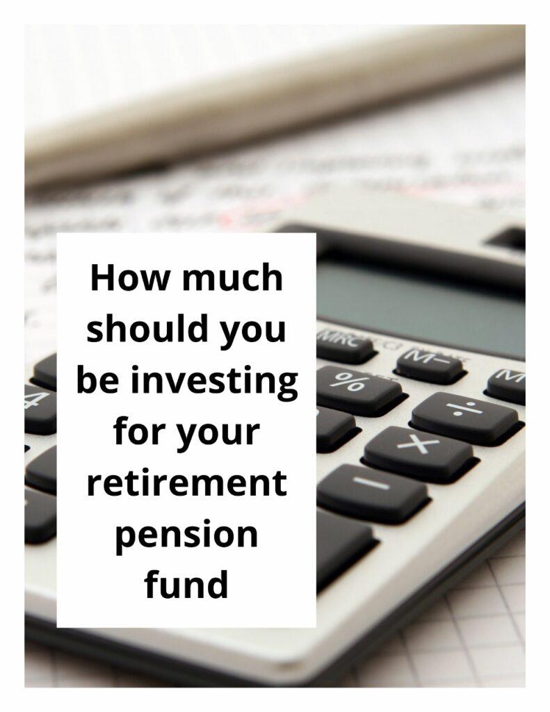 Comfortable retirement income UK