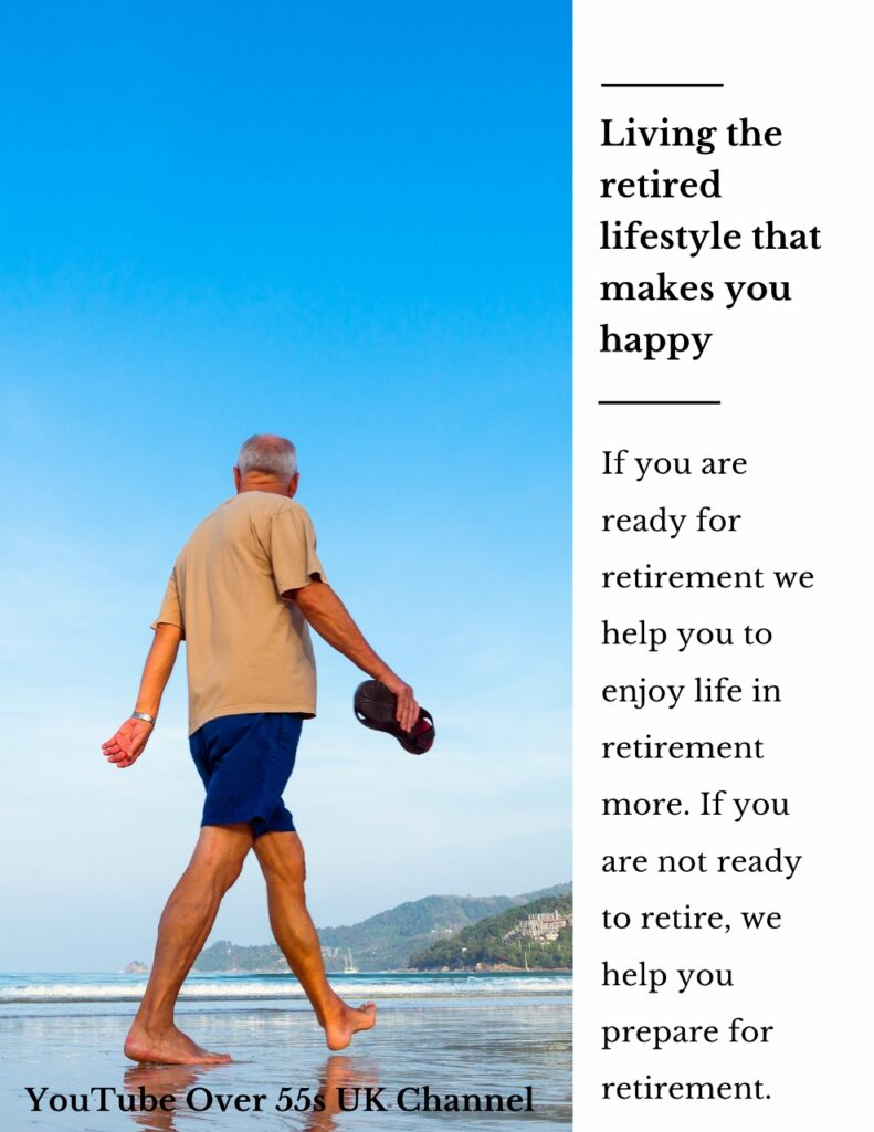 How to enjoy life after retirement