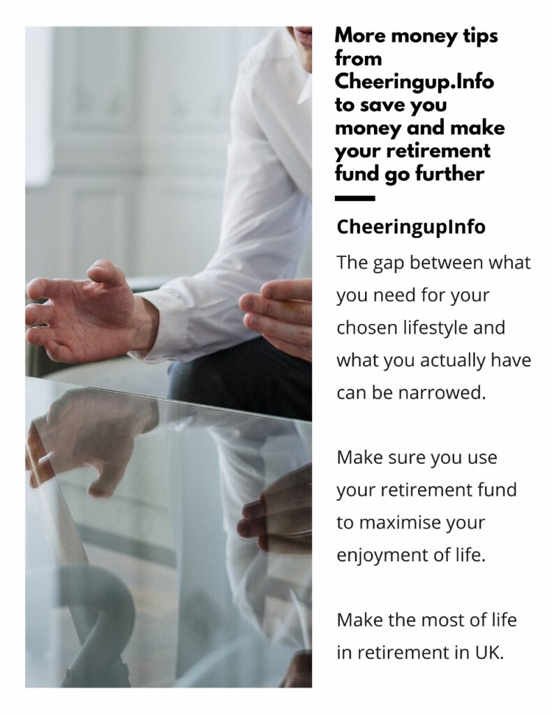Best way to save for retirement in UK