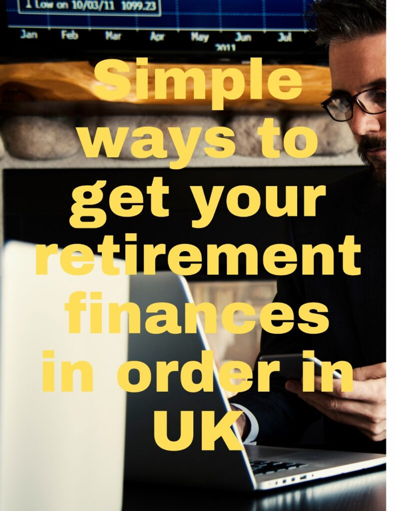 Preparing for retirement UK