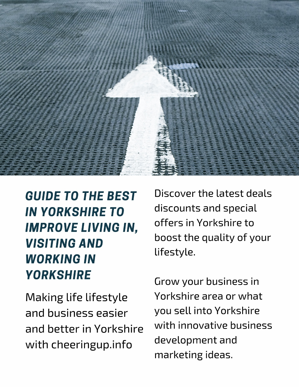 The Simple Formula For Success In Yorkshire