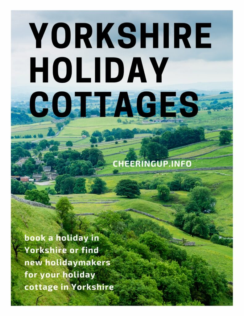 Book a holiday in Yorkshire or find new holidaymakers for your holiday cottage in Yorkshire