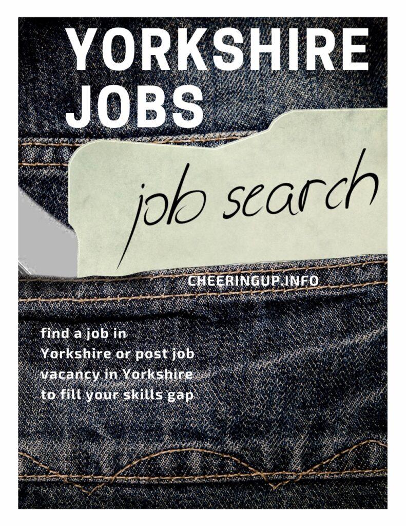 Yorkshire Job Search