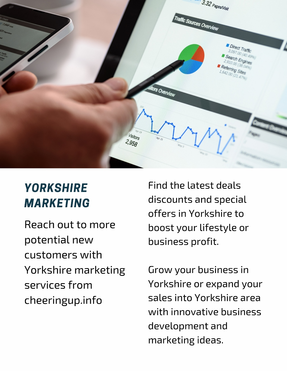 8 Tips For Yorkshire Marketing Newbies