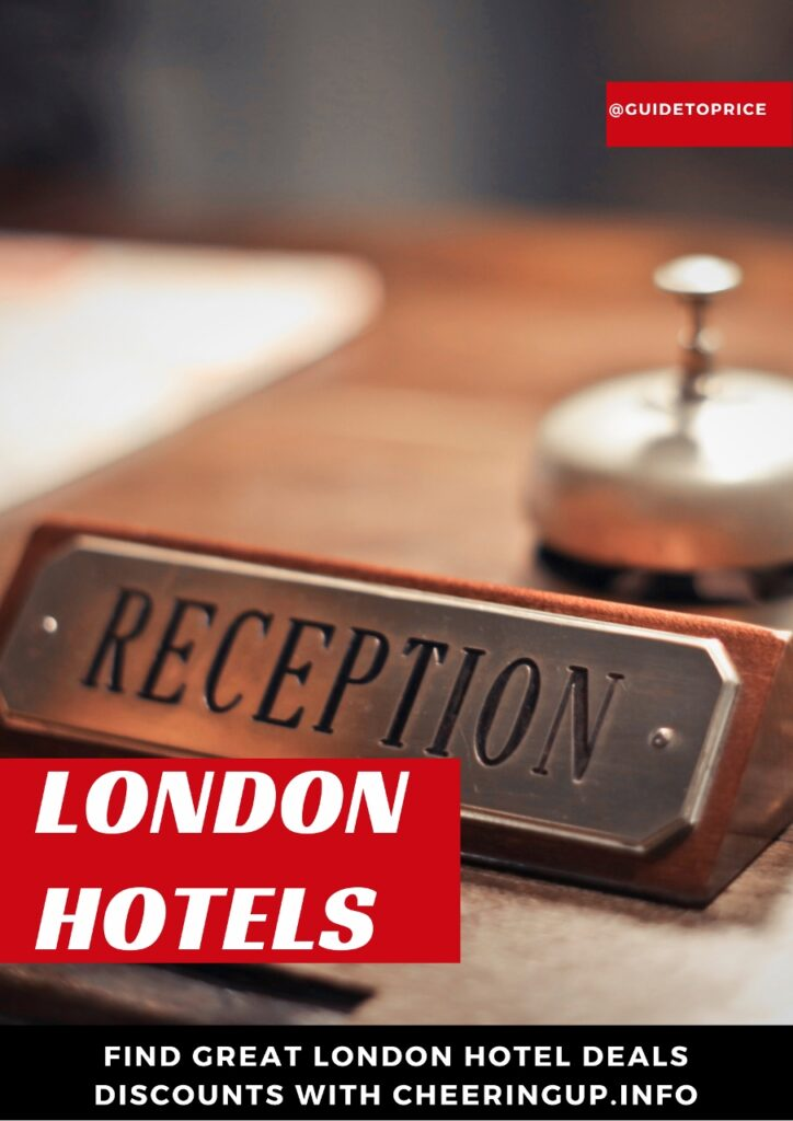 London Market Place For Hotels
