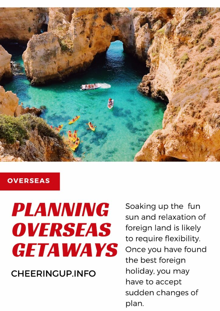 Holiday Planning Tips