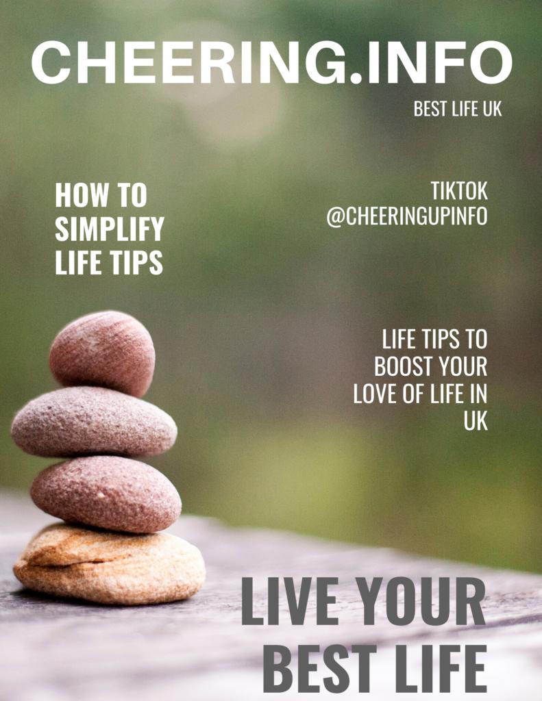Good Life Tips