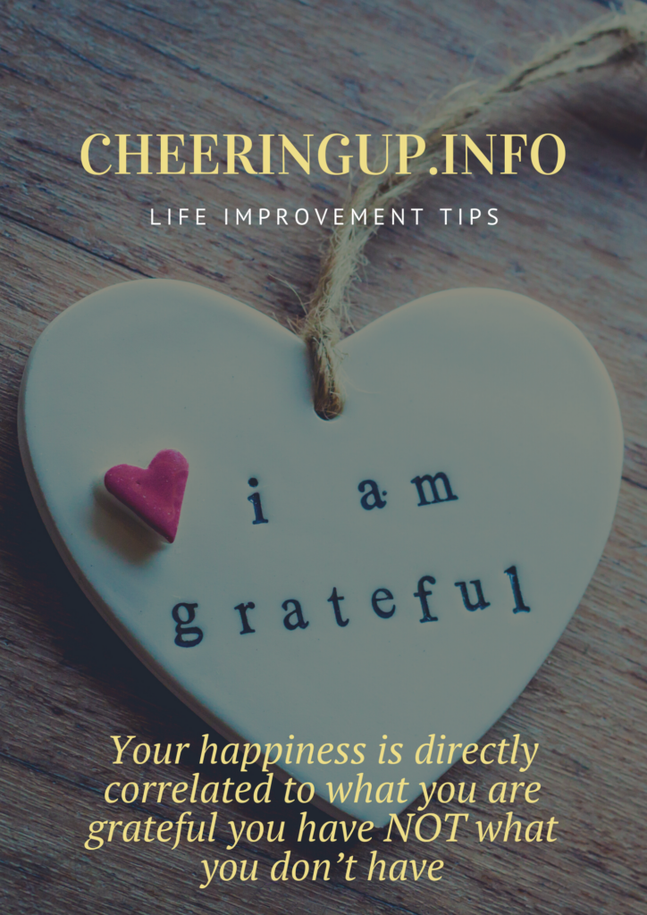 Happiness and Gratitude Research