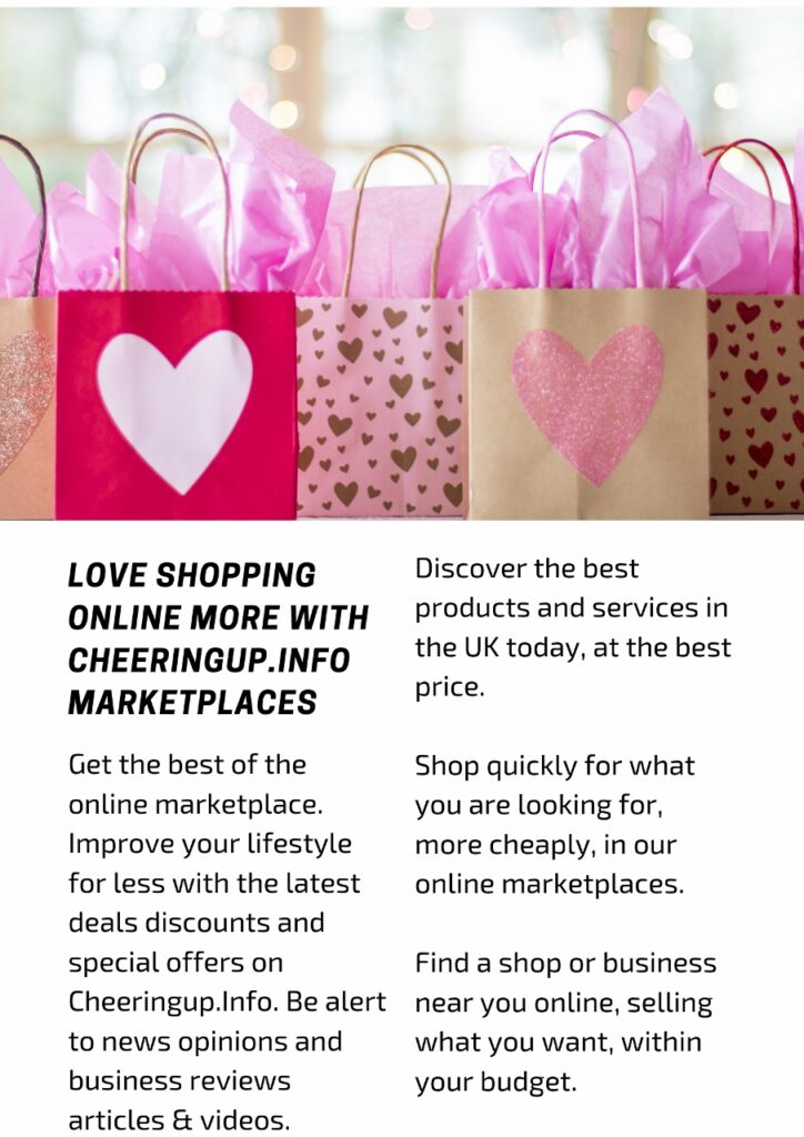 Online Shopping Made Easier And Better With CheeringupInfo