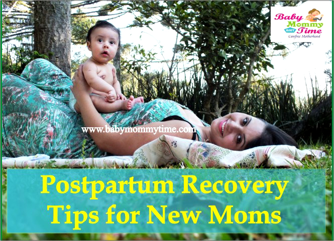 13 Postpartum Recovery Tips for New Moms for Fast Recovery