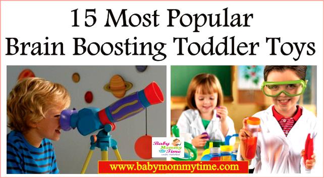 15 Most Popular Brain Boosting Toddler Toys