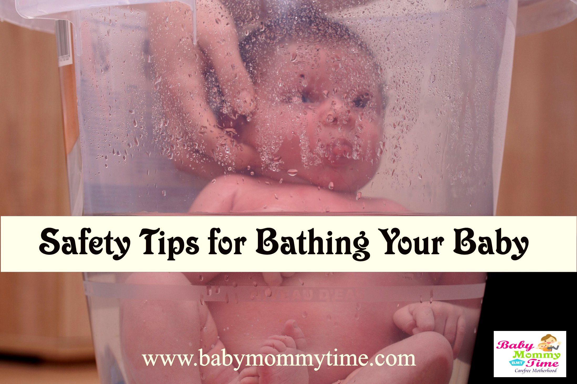 Bathing Safety Tips