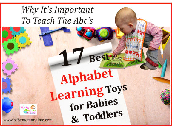 17 Best Alphabet Learning Toys for Babies and Toddlers