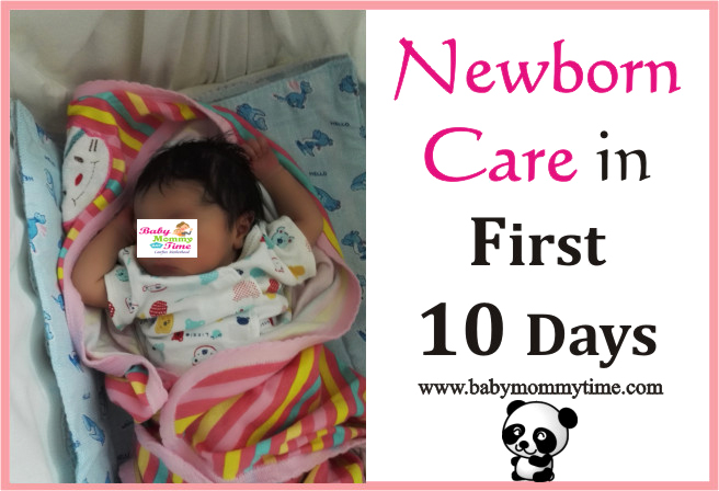 Newborn Care in First 10 Days