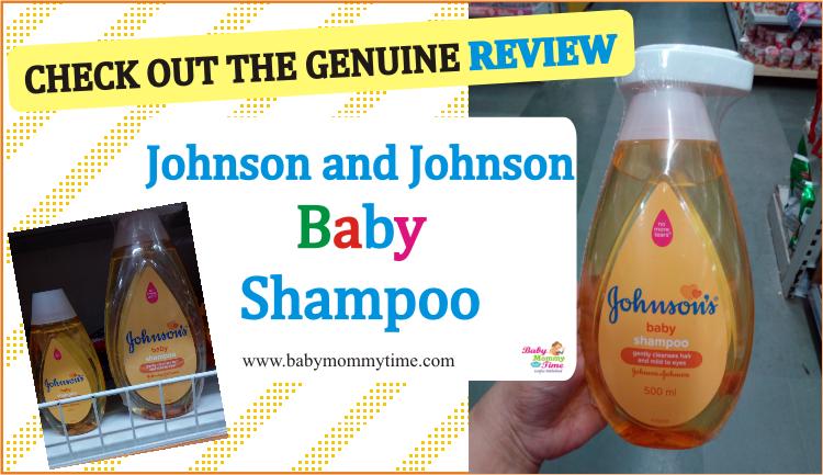 Johnson and Johnson Baby Shampoo Review