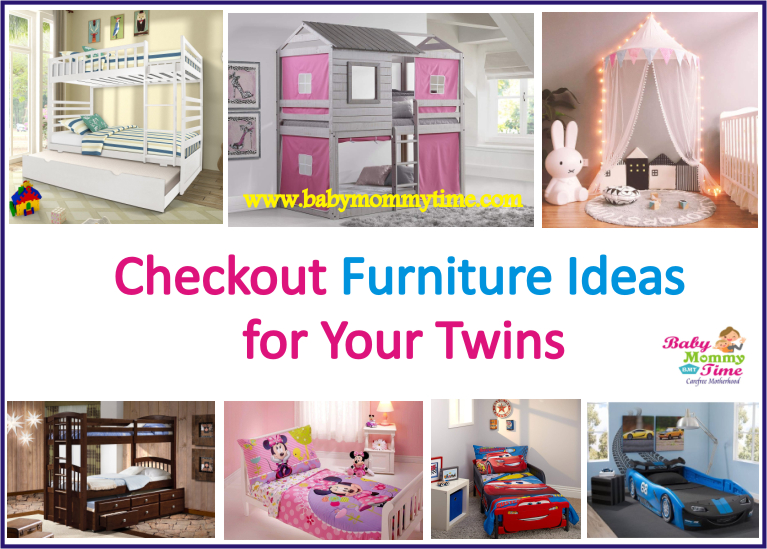 Checkout Furniture Ideas for Your Twins