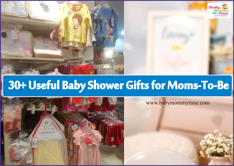 30+ Useful Baby Shower Gifts for Moms-To-Be