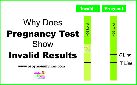 Why Does Pregnancy Test Show Invalid Results