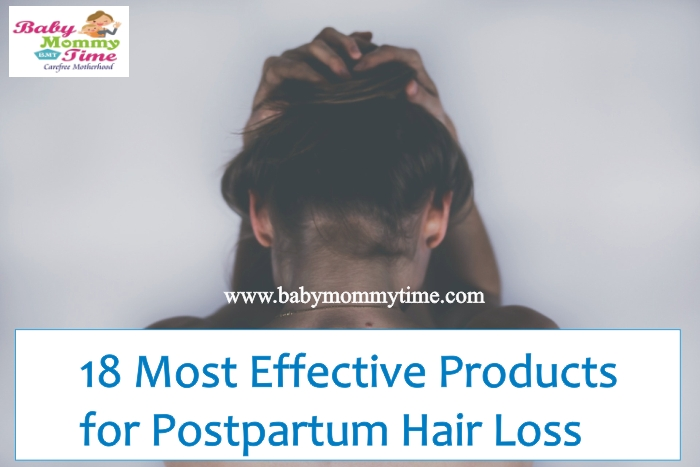 18 Most Effective Products for Postpartum Hair Loss