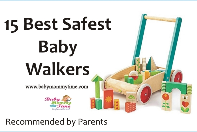 15 Best Safest Baby Walkers – Recommended by Parents