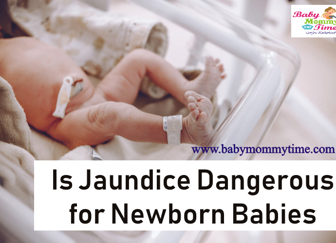 Is Jaundice Dangerous for Newborn Babies