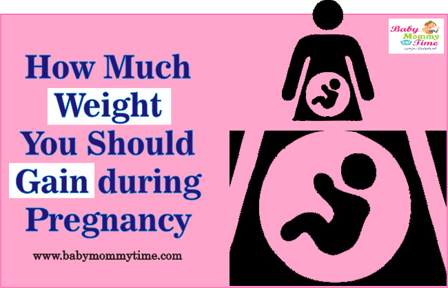 How Much Weight You Should Gain during Pregnancy – Pregnancy Weight