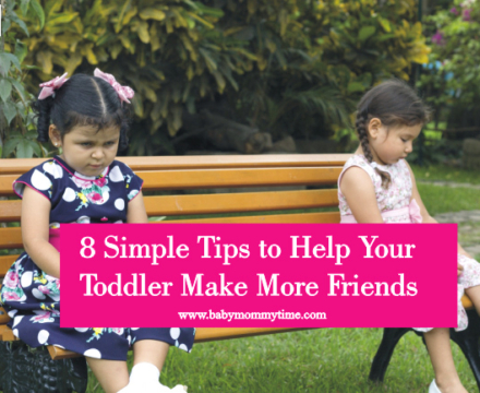 8 Simple Tips to Help Your Toddler Make More Friends