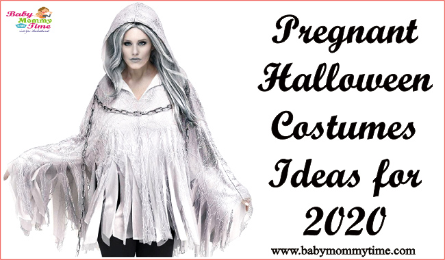 Pregnant Halloween Costumes Ideas for 2020