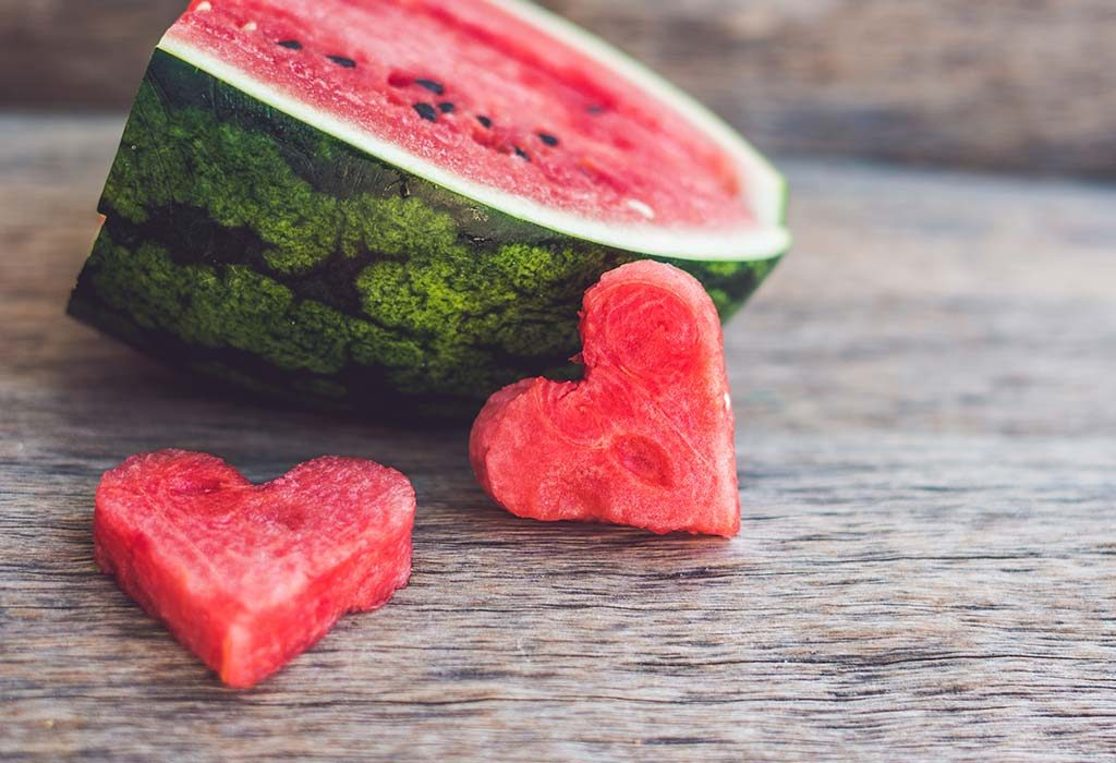 watermelon for health and weight loss