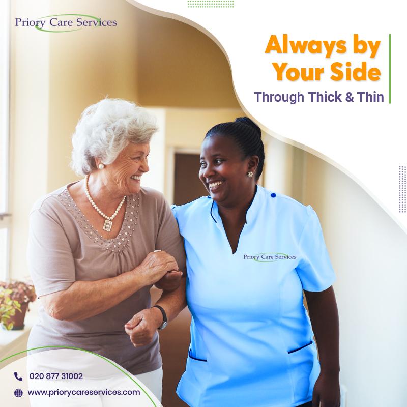 home care provider in Croydon