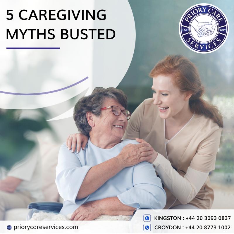 Debunking 5 Elderly Home Care Myths