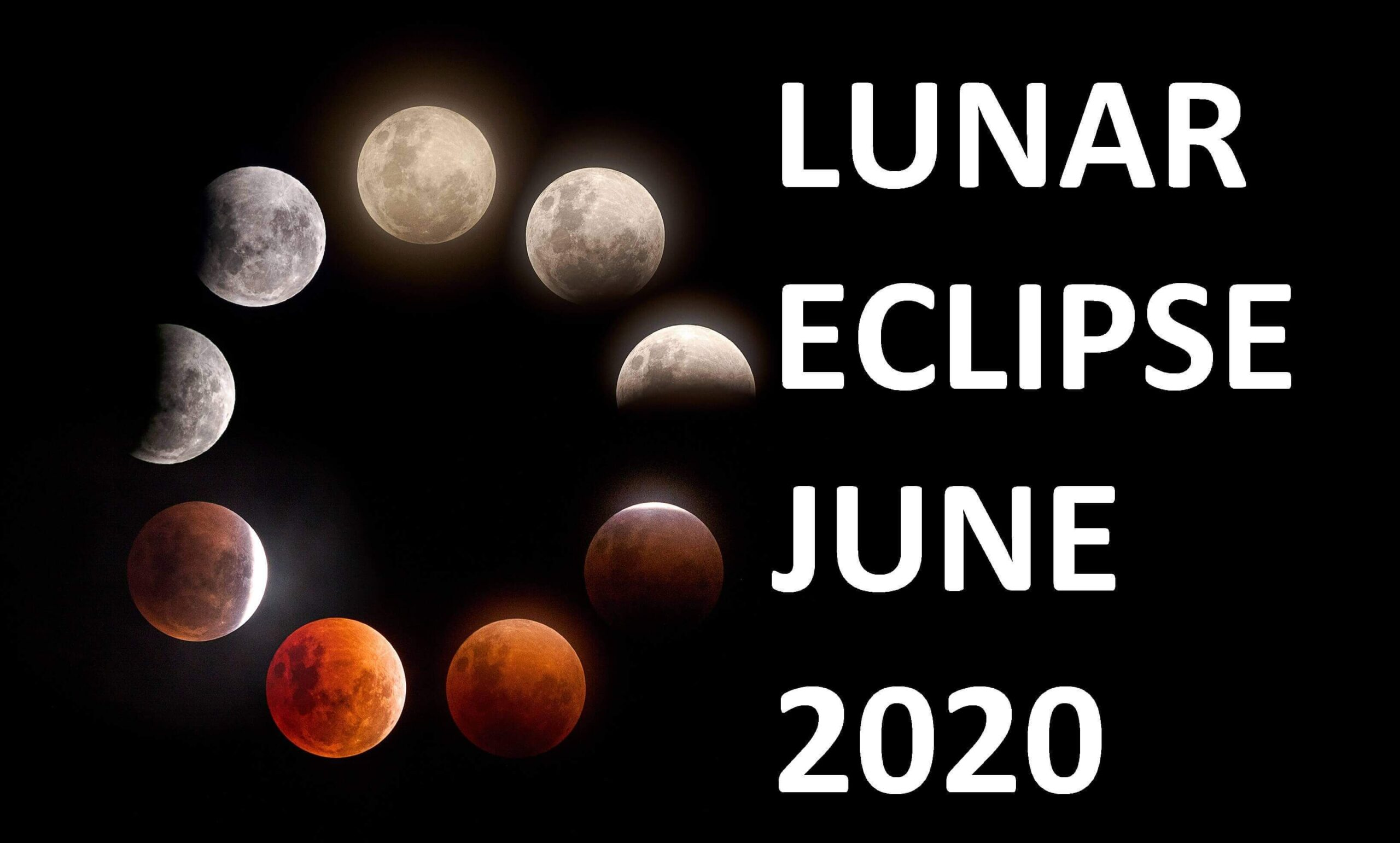 lunar eclipse june 2020 dates and time in india