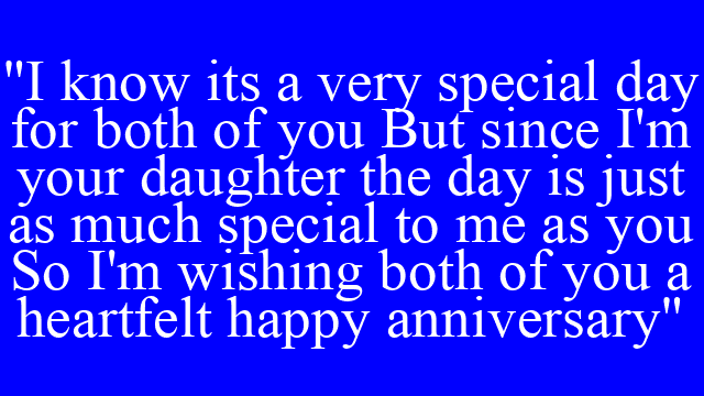 Best wishes for anniversary