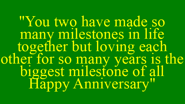 Happy Anniversary Mom and Dad From Daughter Status