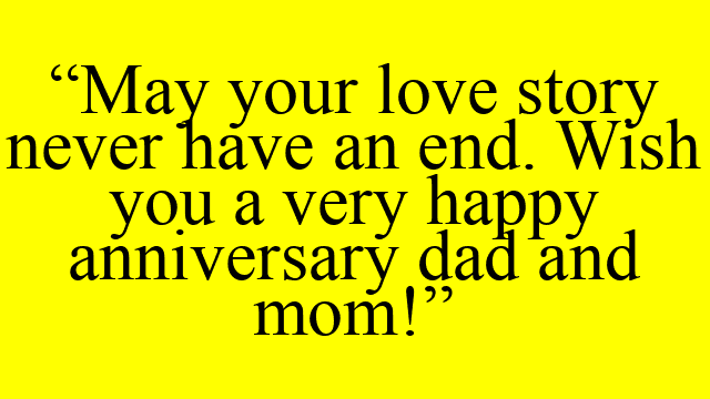 Wedding anniversary wishes in english words