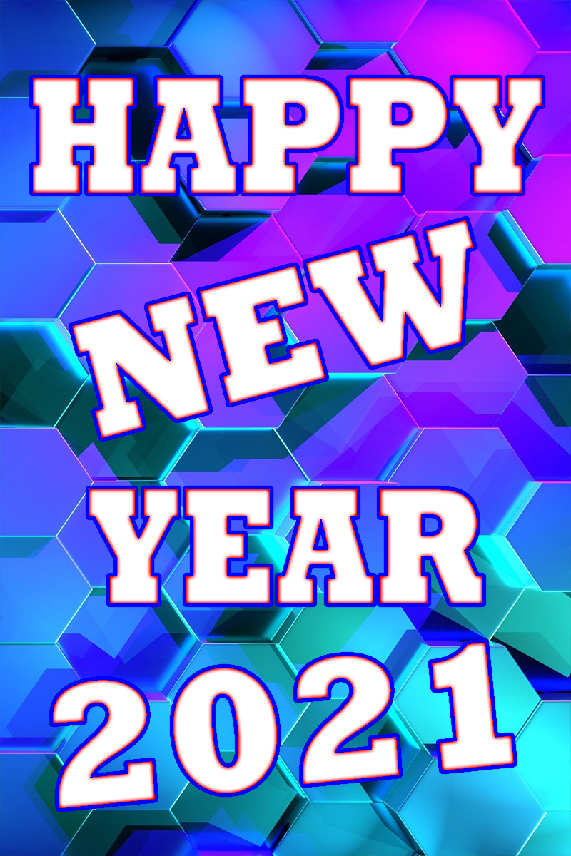 advance happy new year 2021