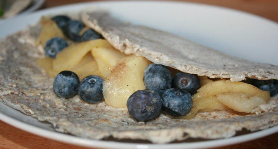 creps de trigo sarraceno para tus recetas terapéuticas