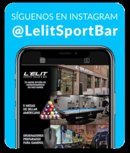 Instagram Lelit Sport Bar