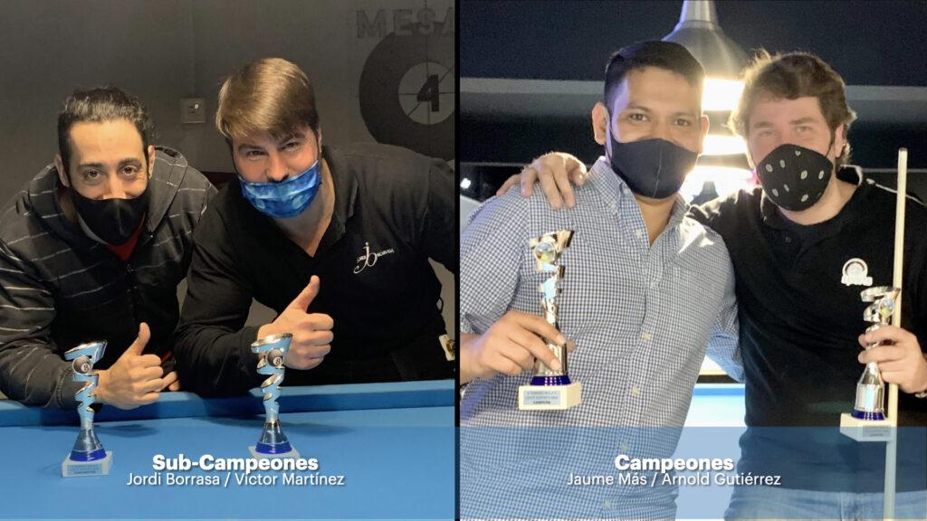 Campeones torneo