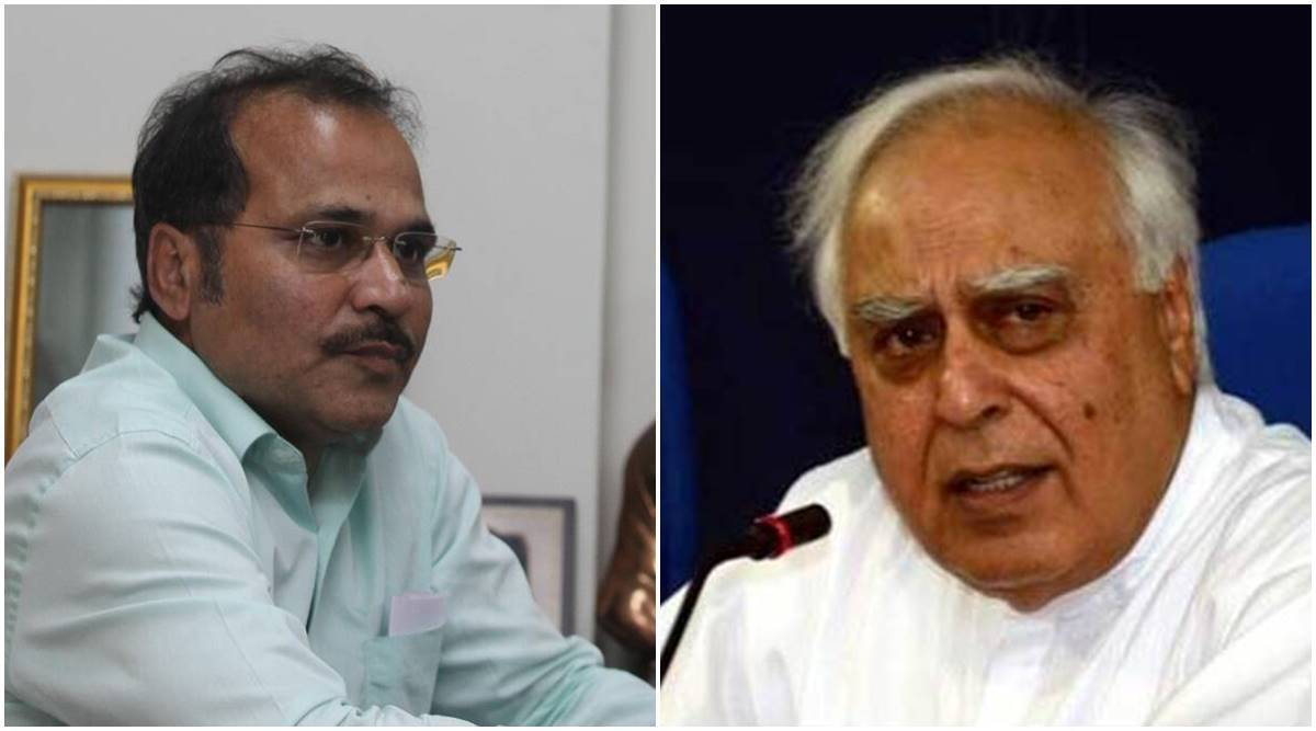 OneIndia24News : Now Adhir Ranjan hits out at Kapil Sibal, says speaking without doing anything is not introspection