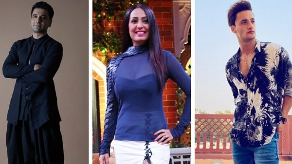 OneIndia24News: BB 14: Netizens Troll Kashmera Shah For Comparing Eijaz With Asim; Call Her Attention Seeker