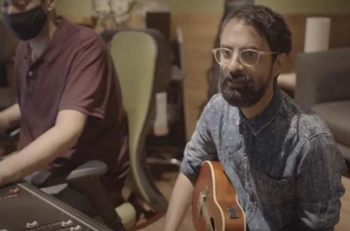 OneIndia24News: Ankur Tewari and Papon get together for the finale episode of MTV Sound Trippin'