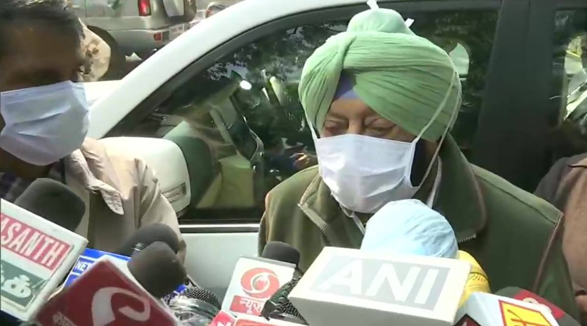 OneIndia24News : 'Kejriwal likes to tell lies, Khattar likes to beat up people': Capt Amarinder Singh