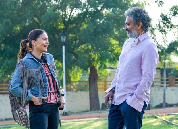 OneIndia24News: Alia Bhatt starts shooting for SS Rajamouli's RRR; to play the role of Sita
