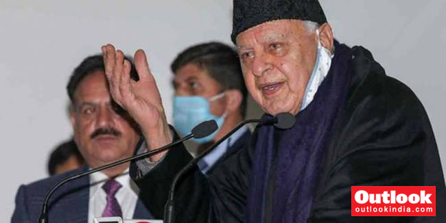 One India 24 News: J&K Status: 'Won't Quit Stand, But Open To Negotiations,' Says Farooq Abdullah