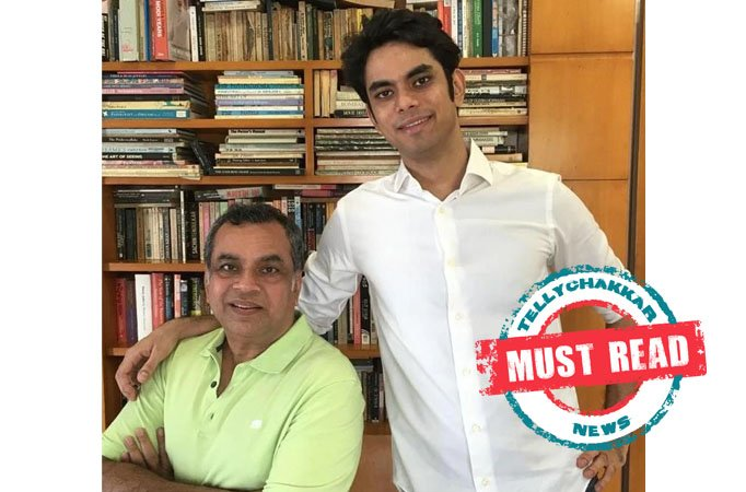 OneIndia24News: Must Read! Paresh Rawal says he did not launch his son Aditya because he doesn't have that kind of money