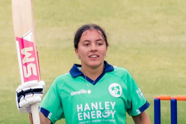 One India 24 News: Amy Hunter Breaks Mithali Raj's Record, Becomes Youngest Batter To Hit ODI Century