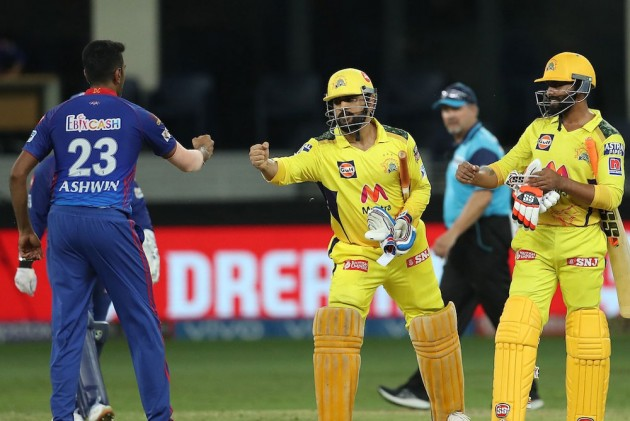 One India 24 News: MS Dhoni Cameo Takes CSK To IPL 2021 Final After Fifties By Ruturaj Gaikwad, Robin Uthappa