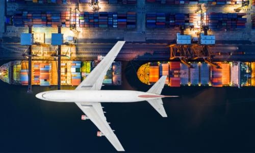 CAG Logistics Rotası