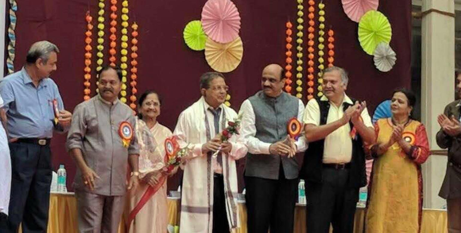 3rd Diamond of  CWITIAN Mr. Madhukar Gokhale